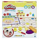 Игровой набор с пластилином Hasbro «Буквы и языки», C3581, купить