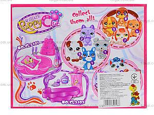 Игровой набор с питомцем Puppy Сlub, CL2101-1-4, купить