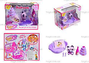 Игровой набор с питомцем Puppy Сlub, CL2101-1-4