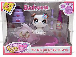 Детский игровой набор с питомцем Puppy Сlub, CL2102B-1-4, магазин игрушек
