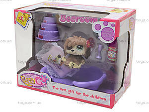 Детский игровой набор с питомцем Puppy Сlub, CL2102B-1-4, toys