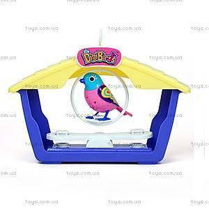 Игровой набор с интерактивной птичкой DigiBirds «Аттракцион Руби», 88026-2