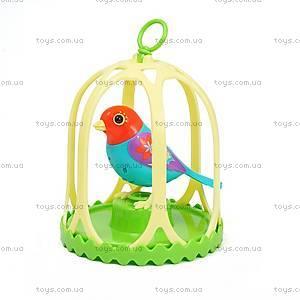 Игровой набор с интерактивной птичкой DigiBirds «Флора», 88024-5