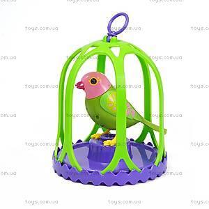 Игровой набор с интерактивной птичкой DigiBirds «Маргаритка», 88024-4