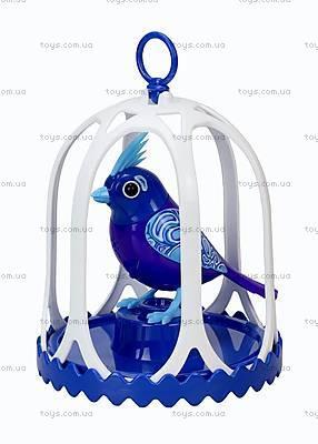 Игровой набор с интерактивной птичкой DigiBirds «Апполло», 88298