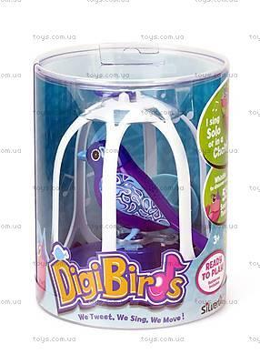 Игровой набор с интерактивной птичкой DigiBirds «Апполло», 88298, купить