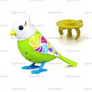 Игровой набор с интерактивной птичкой DigiBirds «Аттракцион Кэнди», 88401, купить