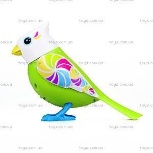 Игровой набор с интерактивной птичкой DigiBirds «Аттракцион Кэнди», 88401, фото