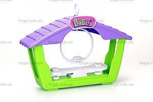 Игровой набор с интерактивной птичкой DigiBirds «Аттракцион Кэнди», 88401, игрушки