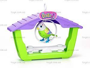 Игровой набор с интерактивной птичкой DigiBirds «Аттракцион Кэнди», 88401