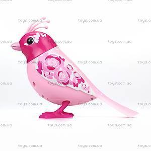 Игровой набор с интерактивной птичкой DigiBirds «Аттракцион Розы», 88402, купить