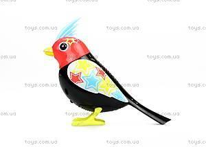 Игровой набор с интерактивной птичкой DigiBirds «Бумбокс», 88268, купить