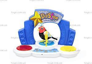 Игровой набор с интерактивной птичкой DigiBirds «Бумбокс», 88268, отзывы