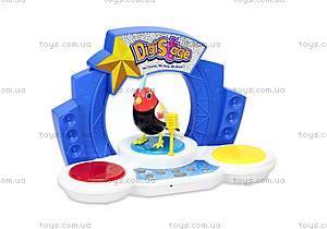 Игровой набор с интерактивной птичкой DigiBirds «Бумбокс», 88268