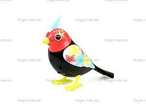 Игровой набор с интерактивной птичкой DigiBirds «Бумбокс», 88268, детские игрушки