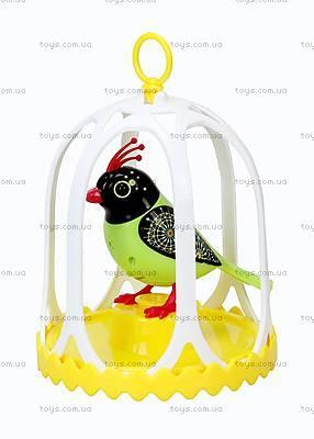 Игровой набор с интерактивной птичкой DigiBirds «Оливия», 88299