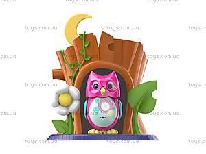 Игровой набор с интерактивной совой DigiOwls «Лесной домик Лейси», 88361, купить