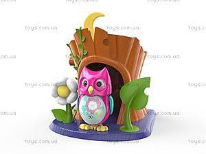 Игровой набор с интерактивной совой DigiOwls «Лесной домик Лейси», 88361, фото
