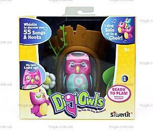 Игровой набор с интерактивной совой DigiOwls «Лесной домик Лейси», 88361, цена