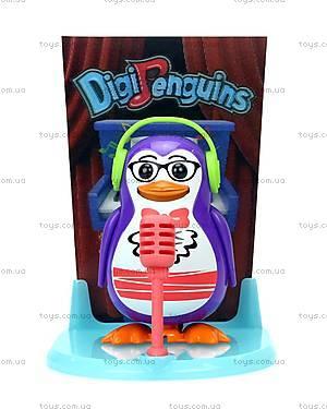 Интерактивный пингвин DigiPenguins «Трэвис на сцене», 88350