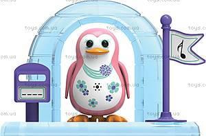 Игровой набор с интерактивным пингвином DigiPenguins «Иглу Паркера», 88345