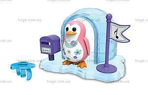 Игровой набор с интерактивным пингвином DigiPenguins «Иглу Паркера», 88345, купить