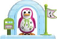 Игровой набор с интерактивным пингвином DigiPenguins «Иглу Пейдж», 88344