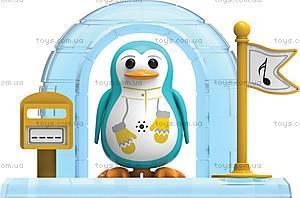 Игровой набор с интерактивным пингвином DigiPenguins «Иглу Пэйтона», 88346
