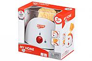 Игровой набор Same Toy My Home Little Chef Dream Тостер (3223Ut), 3223Ut, фото