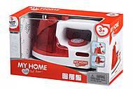Игровой набор Same Toy My Home Little Chef Dream Утюг (3207Ut), 3207Ut, купить