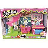 Игровой набор Shopkins S1 «Супермаркет», 56008, фото