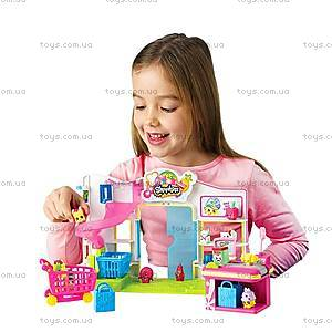 Игровой набор Shopkins S1 «Супермаркет», 56008, цена