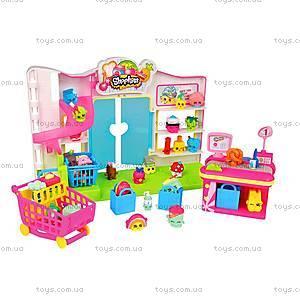 Игровой набор Shopkins S1 «Супермаркет», 56008, игрушки
