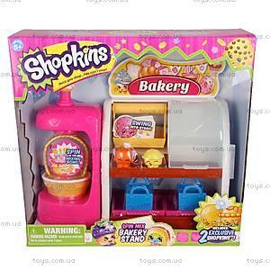 Игровой набор Shopkins S2 «Булочная», 56009