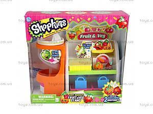 Игровой набор Shopkins S2 «Овощная лавка», 56010, купить