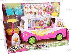 Игровой набор Shopkins S3 «Фургончик с мороженым», 56035, отзывы