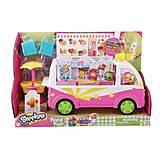Игровой набор Shopkins S3 «Фургончик с мороженым», 56035, фото