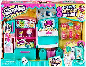 Игровой набор SHOPKINS S3 «Холодильник» с аксессуарами, 56065