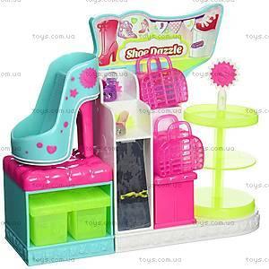 Игровой набор Shopkins S3 «Обувной бутик», 56034, купить