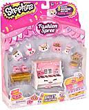 Игровой набор Shopkins S3 серии «Модняшки. Балет», 56106, купить