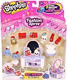 Игровой набор Shopkins S3 серии «Модняшки. Гламур», 56107