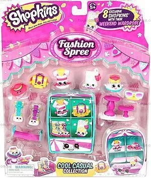 Игровой набор Shopkins S3 серии «Модняшки. Кэжуал», 56108