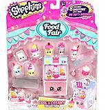 Игровой набор Shopkins S3 серии «Вкусняшки. Десертики», 56110, фото
