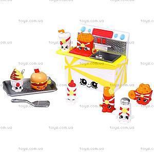 Игровой набор Shopkins S3 серии «Вкусняшки. Макбургер», 56111, фото