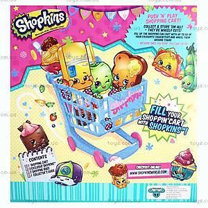 Игровой набор Shopkins S3 «Тележка», 56064, фото