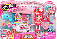 Игровой набор Shopkins Shoppies «Пончиковая лавка Донатины», 56186, отзывы