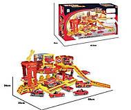 Игровой набор «six-six-Zero» Пожарная станция, 660-A164