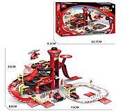 Игровой набор «six-six-Zero» Пожарная станция с вертолетом, 660-A1, фото