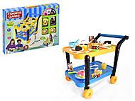 Игровой набор «Сладости» с сервировочным столиком, 36778-86, купить