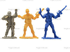 Игровой набор солдатиков , HN606B, детские игрушки